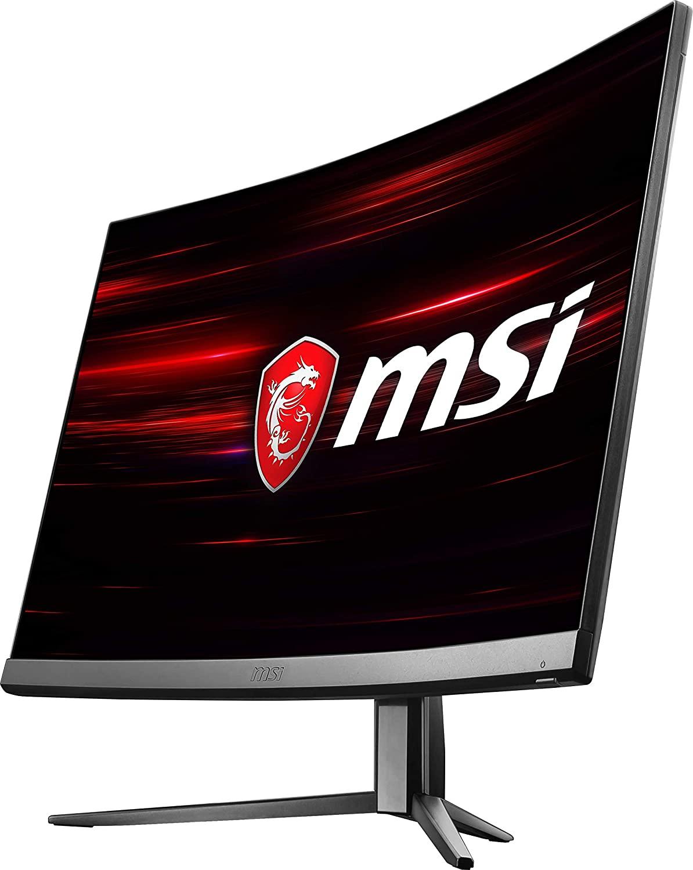 MSI Optix MAG241C Curved Gaming Monitor 23.6 Inch, Full HD