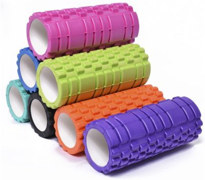 fitnessxzone foam roller grid beast massage pilates