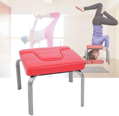 gototop yoga stool red yoga exercise chair bodylift