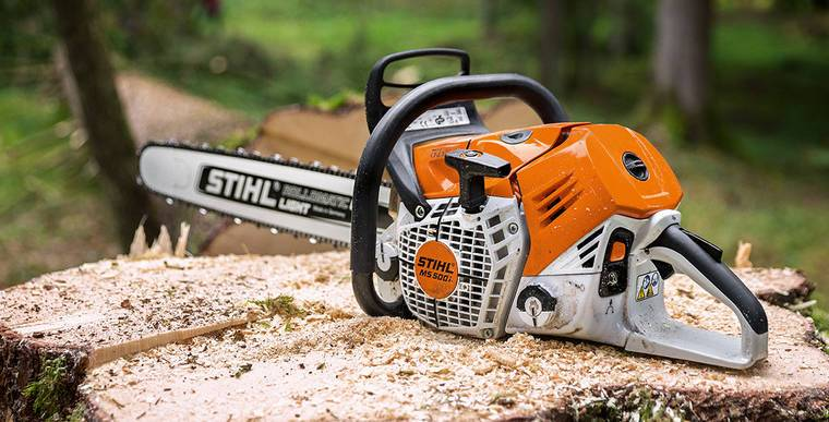All you need to know about the great Stihl ms 500i