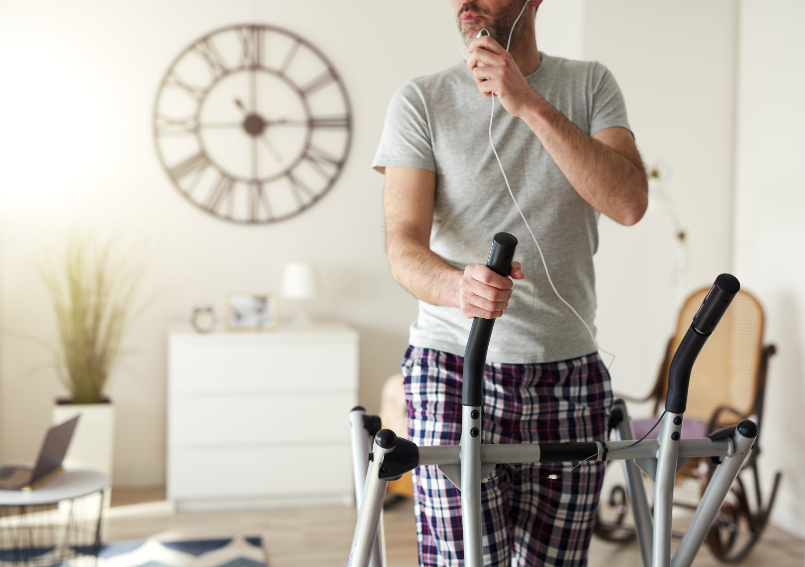can home workout be as effective as a gym?